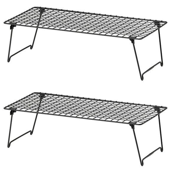 "IKEA 2 GREJIG Shoe racks 22 7/8x10 5/8 """